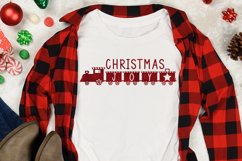 Christmas Train - A Fun Holiday Font Product Image 6