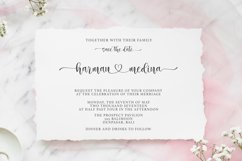 Marlina Melvin - Modern Calligraphy Font Product Image 3