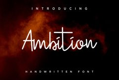 Ambition Product Image 1