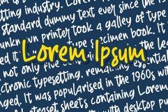 Rofland - Handwritten Typeface Product Image 2
