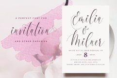 Charlotte Calligraphy Font Product Image 2