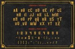 Candrika - Vintage Label Display Typeface Product Image 6
