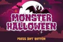 Monstarize - Horror Font Product Image 4