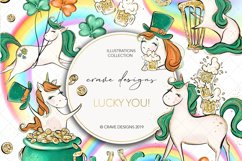 Lucky You Clip Art Product Image 1