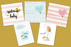 Baby Shower - cards and banners Product Image 4
