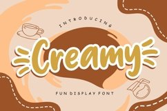 Creamy Fun Children Product Image 1