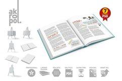 Book Mock-Up Set Product Image 6