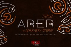 Arer Typography Product Image 1