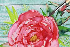 Pink Peonies Product Image 4