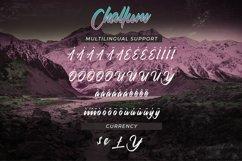 Challum Handwritten Script Font Product Image 9