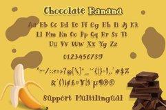 Chocolate Banana Product Image 5