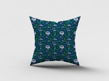 Seamless pattern with owls Product Image 3