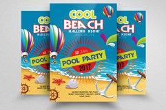 10 Summer Beach Party Flyers Bundle Product Image 6