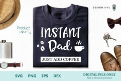 Funny Dad Bundle - SVG cut files Product Image 5