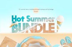 Hot Summer Mockups Bundle Product Image 1