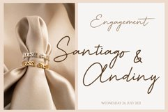 MOSTEEN - Romantic Font Product Image 6