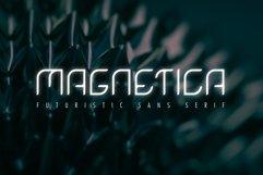 Magnetica Font - Modern Sans Serif Product Image 1