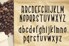 Coffee Beans an Express-o Font Product Image 2