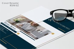 Resume Template - Graphic Designer Product Image 2