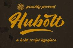 Hubolt Script Product Image 1
