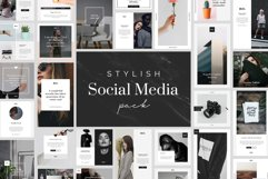 Stylish Social Media Pack Product Image 1