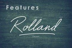 Rolland Handwitten Font Product Image 6