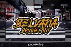 Belvana Brush Font Product Image 1