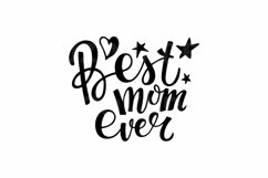 Mother SVG bundle. Mother's Day SVG Quotes Product Image 4