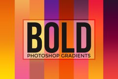 Bold Gradients for Photoshop Product Image 1
