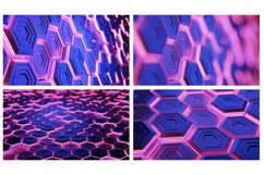 14 abstract futuristic backgrounds Product Image 2