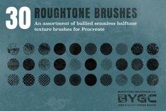 Halftone Brushes for Procreate Product Image 2