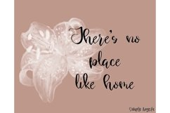 Home Sweet Home - a smooth handwritten script font Product Image 2