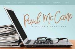 Web Font Louie Font Product Image 3