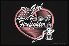 firefighter Wife Product Image 1