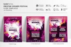 Prestige Sounds Festival Flyer Templates Product Image 1
