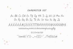 Sugar Honey - Handwritten Font Duo Product Image 3