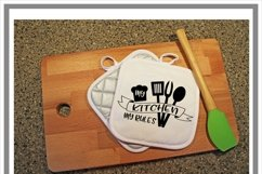 My Kitchen My Rules SVG Product Image 2