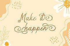 Veeolyn   Handwritten Script Font Product Image 3