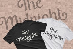 Midnight Script Font Product Image 6