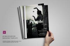 A5 Multipurpose Magazine Template Product Image 1
