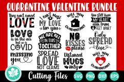 Valentine SVG Bundle   Quarantine Valentine SVG Bundle Product Image 1