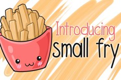 Small Fry Font Product Image 1