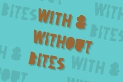 Ravished - A Very Hungry Font With A Crunch Product Image 2