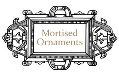 Mortised Ornaments Product Image 4