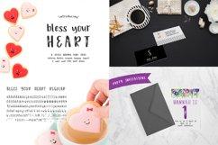 The Heart Font Bundle Product Image 3