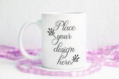 Mockup mug coffee cup psd mock up 11oz mock ups Product Image 1