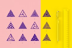 96 Geometric shapes & logo marks collection Vol.1 Product Image 5