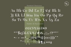 Mistic Typeface Product Image 2
