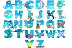 Sea Alphabet Product Image 2