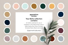 Instagram Highlight Covers Boho Colours Product Image 4